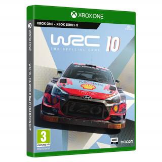 WRC 10 FIA World Rally Championship (használt)