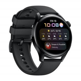 Huawei Watch 3 Fekete