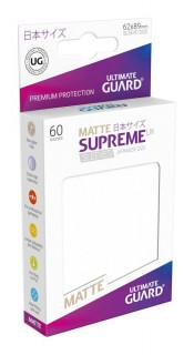 Ultimate Guard Supreme UX Sleeves Japanese Size Matte Frosted 60db kártyavédő