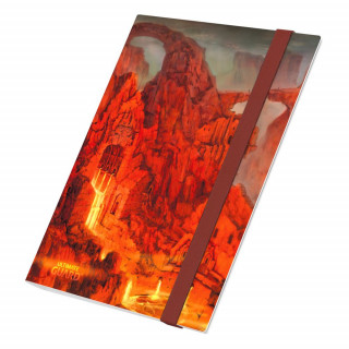 Ultimate Guard Flexxfolio 360 - 18-Pocket Lands Edition II Mountain kártyatartó album 360db