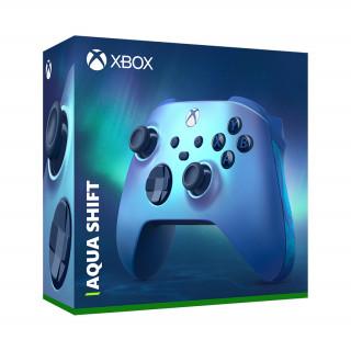 Xbox vezeték nélküli kontroller (Aqua Shift Special Edition)