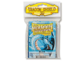 Dragon Shield Classic Blue Sleeves 50db kártyavédő