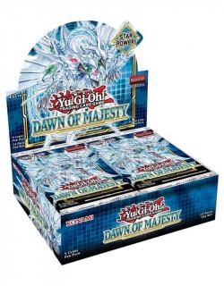 Yu-Gi-Oh! Dawn of Majesty Booster Display