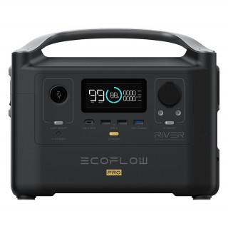 ECOFLOW RIVER PRO hordozható elektromos generátor