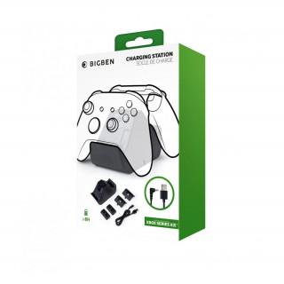 Nacon XBX Dual Charger - Xbox Series S X  dupla kontrollertöltő