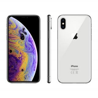 Apple iPhone XS 64GB Ezüst (Bontott)