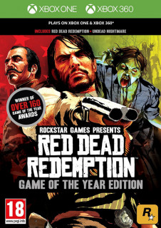 Red Dead Redemption GOTY Edition Xbox 360