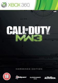 Call of Duty Modern Warfare 3 - Hardened Edition Xbox 360