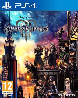 Kingdom Hearts III (3) (használt) PS4
