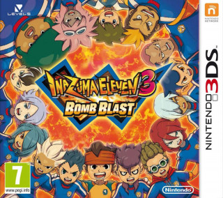 Inazuma Eleven 3: Bomb Blast 3DS