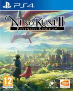 Ni No Kuni II (2) Revenant Kingdom PS4