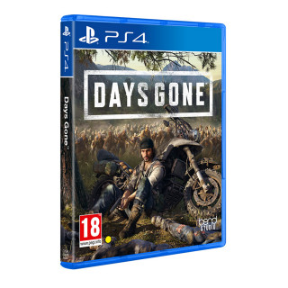 Days Gone (Magyar felirattal) (használt) PS4