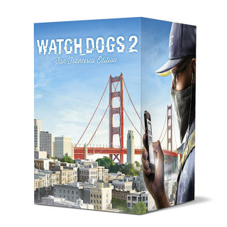 Watch Dogs 2 Collector's Edition XBOX ONE
