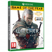 The Witcher 3: Wild Hunt Game of The Year Edition (GOTY) (HUN) Xbox One