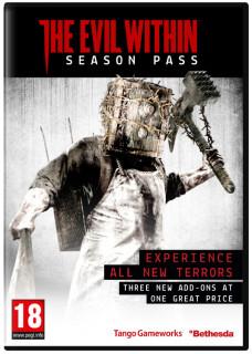 The Evil Within Season Pass (PC) DIGITÁLIS
