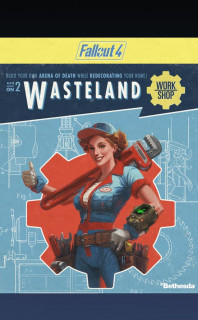 Fallout 4: Wasteland Workshop DLC (PC) Letölthető