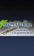 Warhammer 40,000: Space Marine - Golden Relic Chainsword  (PC) Letölthető