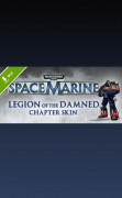 Warhammer 40,000: Space Marine - Legion of the Damned Armour Set (PC) Letölthető