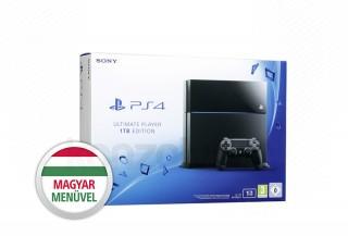 Playstation 4 (PS4) 1TB Ultimate Player Edition (használt)