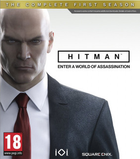 Hitman: The Complete First Season Xbox One