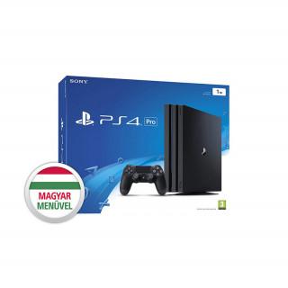 PlayStation 4 Pro (PS4) 1TB (használt) PS4