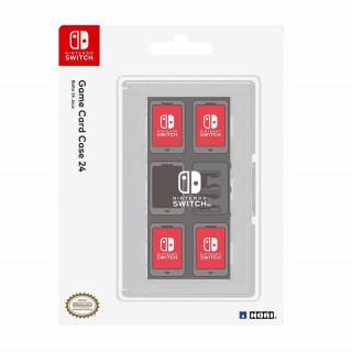 Game Card Case 24 for Nintendo Switch (Áttetsző) Nintendo Switch