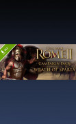 Total War: ROME II –  Wrath of Sparta DLC (PC) Letölthető