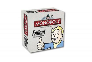 Monopoly Fallout Edition (Angol nyelvű) AJÁNDÉKTÁRGY