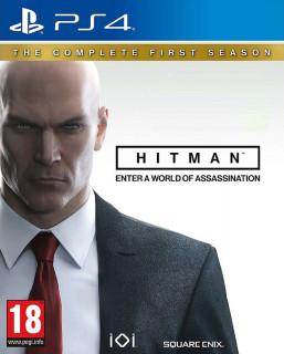 Hitman: The Complete First Season (használt) PS4