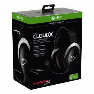 Kingston HyperX CloudX Gaming Headset (Silver) HX-HSCX-SR/EM MULTI