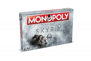 Monopoly Skyrim Edition (Angol nyelvű) AJÁNDÉKTÁRGY