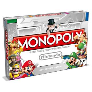 Monopoly Nintendo Edition (Angol nyelvű) AJÁNDÉKTÁRGY