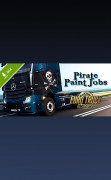 Euro Truck Simulator 2 – Pirate Paint Jobs Pack (PC) Letölthető