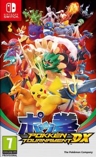 Pokkén Tournament DX (használt) Nintendo Switch