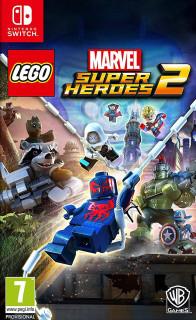 LEGO Marvel Super Heroes 2 (használt) Nintendo Switch