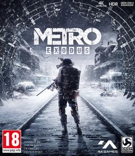Metro Exodus (használt) Xbox One