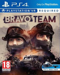 Bravo Team (használt) PS4