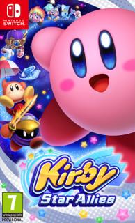 Kirby Star Allies (használt) Nintendo Switch