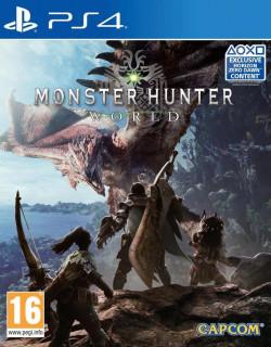 Monster Hunter: World (használt) PS4