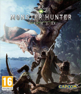 Monster Hunter: World (használt) Xbox One