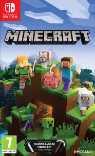 Minecraft: Nintendo Switch Edition (használt) Nintendo Switch