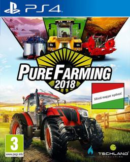 Pure Farming 2018 (használt) PS4