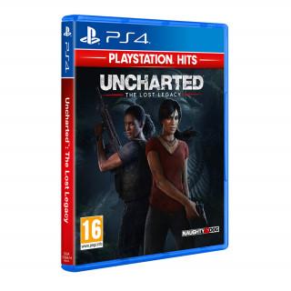 Uncharted: The Lost Legacy (használt)