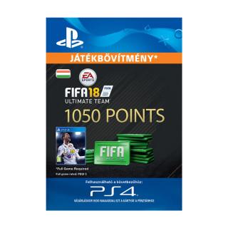 1050 FIFA 18 Points Pack - ESD HUN (Letölthető) PS4