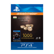 ESD HUN - Shadow of War - 1050 Gold (Letölthető)
