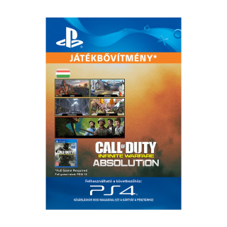 Call of Duty®: Infinite Warfare - DLC 3: Absolution - ESD HUN (Letölthető) PS4
