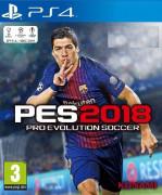 Pro Evolution Soccer 2018 (PES 18) (használt) PS4