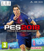 Pro Evolution Soccer 2018 (PES 18) (használt) XBOX ONE