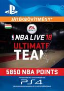 ESD HUN - EA SPORTS™ NBA LIVE 18 ULTIMATE TEAM™ - 5850 NBA POINTS (Letölthető)