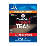 ESD HUN - EA SPORTS™ NBA LIVE 18 ULTIMATE TEAM™ - 2200 NBA POINTS (Letölthető)